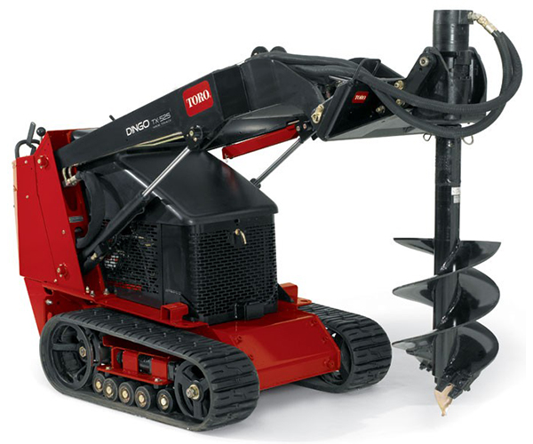 Toro TX525 Auger Attachment