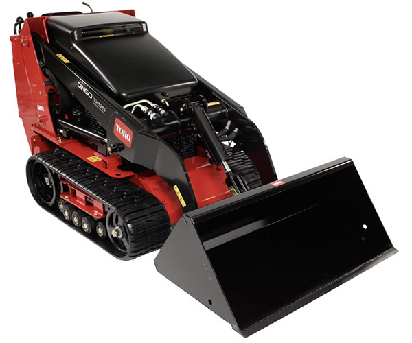 Toro TX525 Bucket Attachment