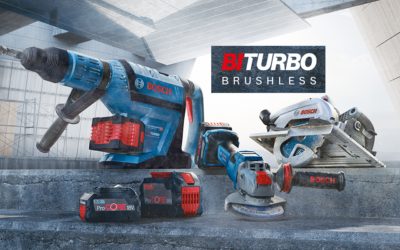 Bosch BiTurbo Range Demo Morning